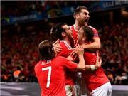 Xứ Wales vào Bán kết EURO 2016, CĐV bới móc thất bại của tuyển Anh