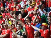 Cộng đồng mạng: Xứ Wales vô địch vì hát... QUỐC CA hay nhất EURO 2016