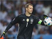 Sắm vai người hùng, Neuer được bình chọn hay nhất trận Đức - Italy