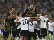 CĐV ĐAU TIM với chiến thắng của Đức trước Italy ở Tứ kết EURO 2016