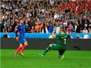 Chiêm ngưỡng pha lốp bóng điệu nghệ của Griezmann vào lưới Iceland