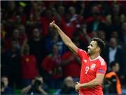Người hùng của xứ Wales 'đắt hàng' nhờ EURO 2016