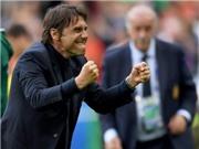 Antonio Conte nhận bộn tiền nếu Italy thăng tiến trên BXH FIFA
