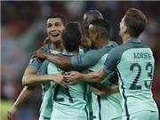 Cộng đồng mạng phát SỐT với pha bật nhảy ghi bàn của Cristiano Ronaldo