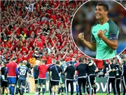 Cristiano Ronaldo tỏa sáng nhưng Bale và các đồng đội vẫn mãi là huyền thoại