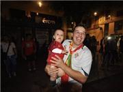Lyon trong niềm vui chiến thắng của Bồ Đào Nha