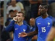 Đức 0-2 Pháp: Griezmann rực sáng, Pháp gặp Bồ Đào Nha ở Chung kết EURO 2016