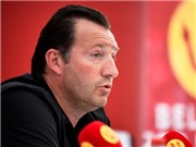 Bỉ chưa thể sa thải Marc Wilmots vì… thiếu tiền