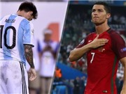 Ronaldo có thể vô địch EURO nhưng Messi vẫn là số 1