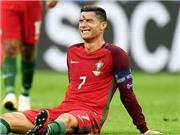 Ronaldo rách dây chằng đầu gối, nghỉ thi đấu 5 tháng?