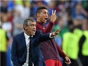 Fernando Santos: 'Bồ Đào Nha giản đơn như chim câu nhưng cũng khôn ngoan như rắn'