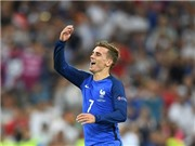 Griezmann giành giải Cầu thủ xuất sắc nhất EURO 2016