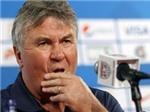 HLV Hiddink bác tin chuyển sang dẫn dắt Inter