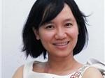 Nhà văn Trần Thị Hồng Hạnh tập thở sâu