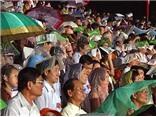 Festival Huế 2010: Như mong đợi, trừ mưa