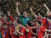 Huyền thoại Luis Suarez: Tây Ban Nha sẽ còn thống trị nhiều năm nữa