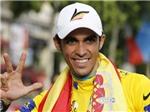 Tour de France 2010, ngày 22: Hat-trick của Contador