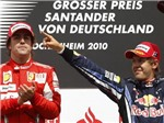 Massa nhường Alonso về nhất