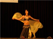Ấn tượng các thí sinh iMiss Thăng Long 2010 thi tài năng