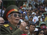 Nhớ sinh nhật Đại tướng Võ Nguyên Giáp tròn 100 tuổi