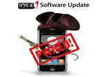 iOS 4.1 vừa ra mắt đã lại bị bẻ khóa