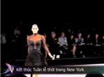 Kết thúc tuần lễ thời trang New York