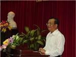 Ông Huỳnh Văn Tí tái đắc cử Bí thư Tỉnh ủy Bình Thuận
