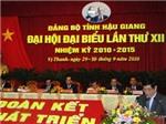 Ông Huỳnh Minh Chắc được bầu làm Bí thư Tỉnh ủy Hậu Giang