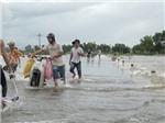 Khẩn trương ứng phó với mưa lũ tại miền Trung