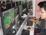 """Khảo sát tình trạng """"nghiện"""" game online trong HSSV"""