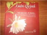 Dịch thơ Xuân Quỳnh sang tiếng Pháp