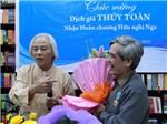 Mừng dịch giả Thúy Toàn được Tổng thống Nga tặng Huân chương