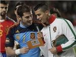 QBV 2010: Casillas bầu cho Ronaldo