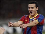 Barcelona đã chắc ngôi đầu bảng: Khi Pedro cất tiếng