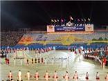 Khai mạc đại hội TDTT toàn quốc lần thứ VI