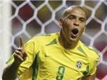 Brazil tổ chức trận đấu chia tay cho Ronaldo