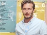 Beckham chia sẻ chuyện bầu bí của vợ