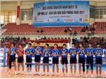 Giải bóng chuyền VĐQG 2011: Nhà tài trợ chi hơn 600 triệu tiền thưởng
