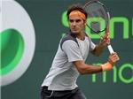 """Miami mở rộng 2011: Federer, Nadal """"dắt"""" nhau vào vòng 4"""