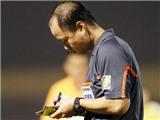 Trọng tài Hoàng Anh Tuấn: Cầm còi trận đấu như cầm cương một con ngựa
