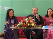 GS Trần Văn Khê trăn trở với văn hóa ứng xử học đường