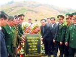Xây dựng Khu tưởng niệm Liệt sĩ Hà Nội tại Chư Tan Kra