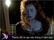 Titanic 3D ra rạp vào tháng 4 năm sau