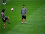 MU và Barca chuẩn bị cho trận CK Champions League