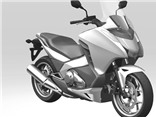 Rò rỉ hình ảnh mẫu scooter Honda mới