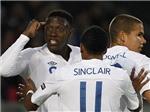 """""""Sao trẻ"""" M.U giúp U21 Anh cầm hòa U21 Tây Ban Nha"""