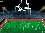Biếm họa thể thao: Cầu thủ hay chỉ là những con rối?