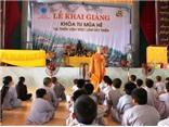 """Thiền viện Trúc Lâm Tây Thiên quá tải vì số học sinh """"tập tu"""""""