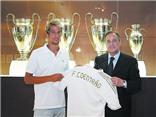 Real Madrid chính thức có Coentrao