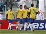 Clip bàn thắng trận Brazil hòa Paraguay 2-2